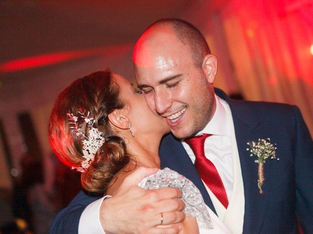 La boda de Javier y Paula en Galapagar, Madrid 34