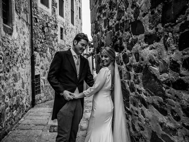 La boda de Maria y Fran en Cáceres, Cáceres 25