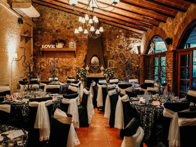 La boda de Jesús y Elizabeth en Vilanova Del Valles, Barcelona 9