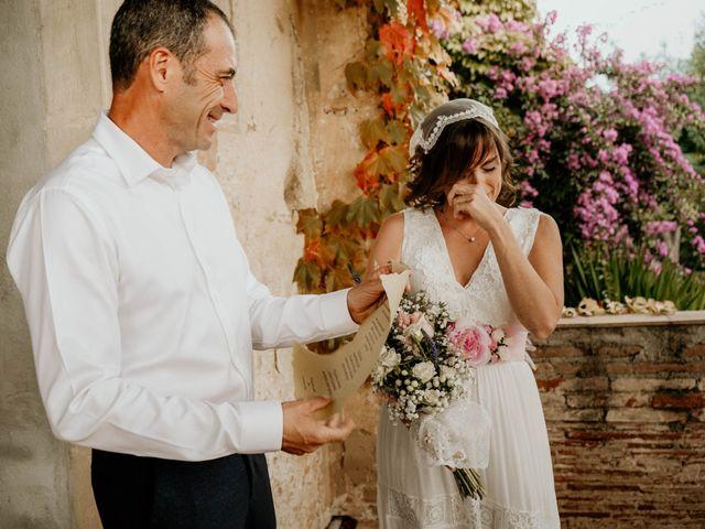 La boda de Jesús y Elizabeth en Vilanova Del Valles, Barcelona 47