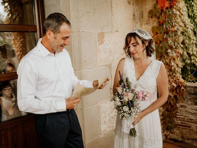 La boda de Jesús y Elizabeth en Vilanova Del Valles, Barcelona 48