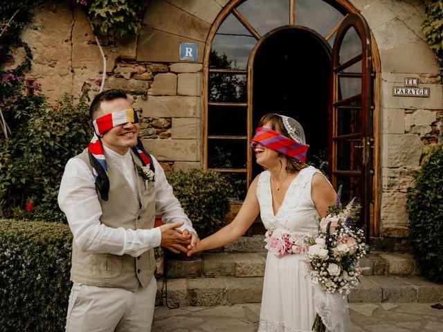 La boda de Jesús y Elizabeth en Vilanova Del Valles, Barcelona 51