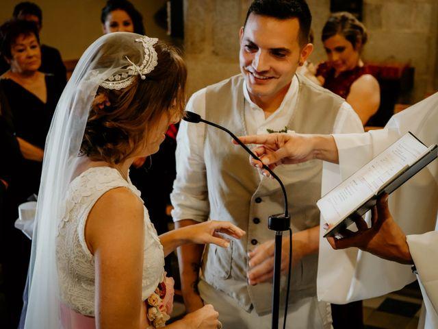 La boda de Jesús y Elizabeth en Vilanova Del Valles, Barcelona 57