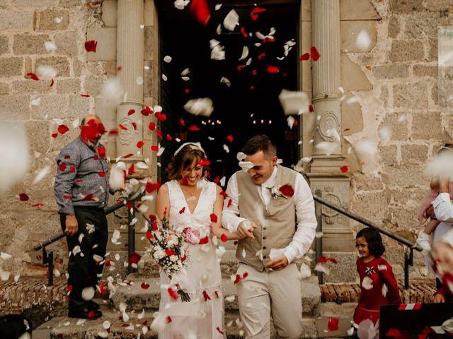 La boda de Jesús y Elizabeth en Vilanova Del Valles, Barcelona 60