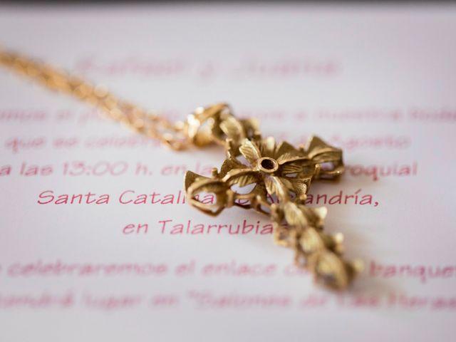 La boda de Rafa y Juana en Talarrubias, Badajoz 2