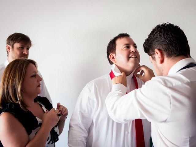 La boda de Rafa y Juana en Talarrubias, Badajoz 6