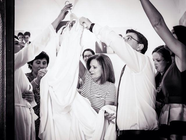La boda de Rafa y Juana en Talarrubias, Badajoz 17