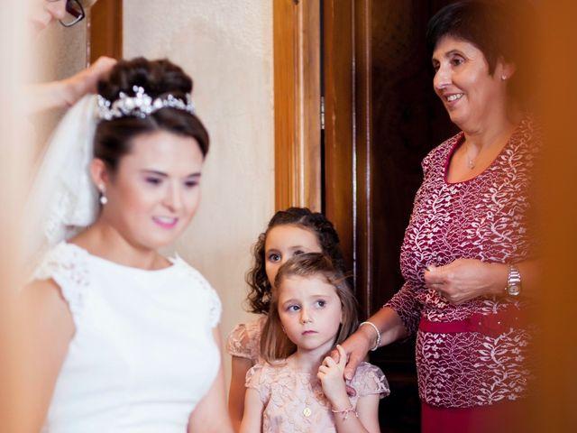 La boda de Rafa y Juana en Talarrubias, Badajoz 27