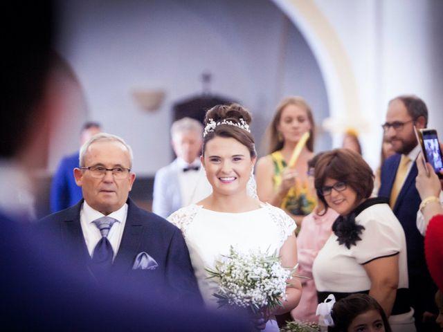 La boda de Rafa y Juana en Talarrubias, Badajoz 31