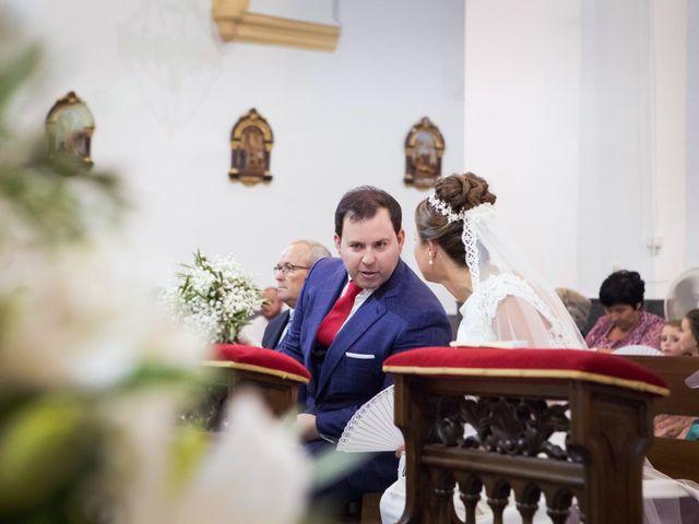 La boda de Rafa y Juana en Talarrubias, Badajoz 36
