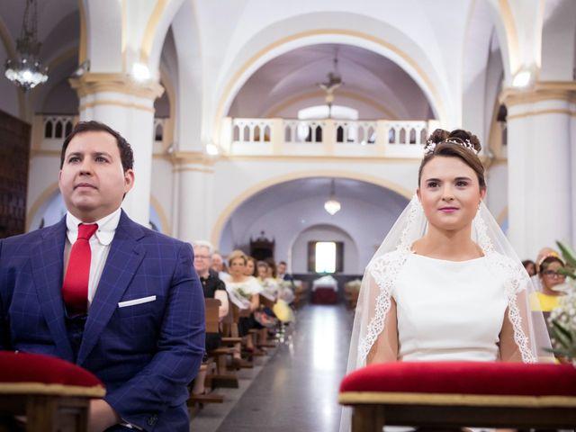 La boda de Rafa y Juana en Talarrubias, Badajoz 37