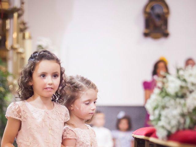 La boda de Rafa y Juana en Talarrubias, Badajoz 44