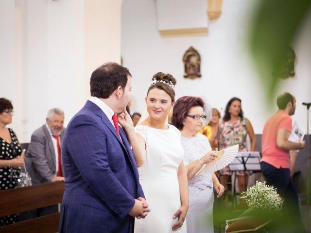 La boda de Rafa y Juana en Talarrubias, Badajoz 50