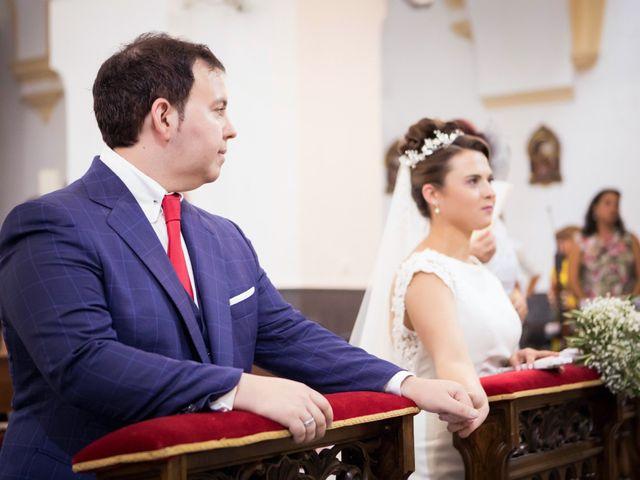 La boda de Rafa y Juana en Talarrubias, Badajoz 52
