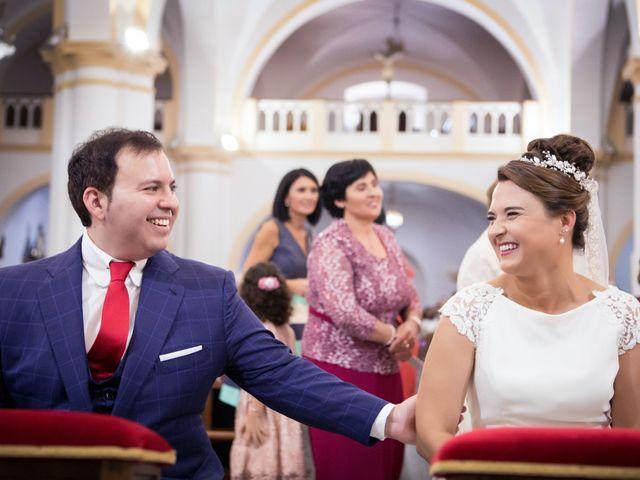 La boda de Rafa y Juana en Talarrubias, Badajoz 53
