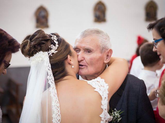La boda de Rafa y Juana en Talarrubias, Badajoz 54