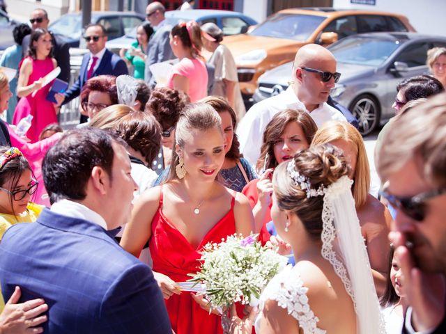 La boda de Rafa y Juana en Talarrubias, Badajoz 58