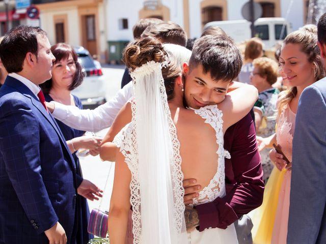 La boda de Rafa y Juana en Talarrubias, Badajoz 59