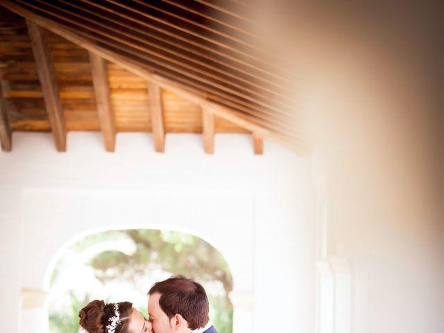 La boda de Rafa y Juana en Talarrubias, Badajoz 62