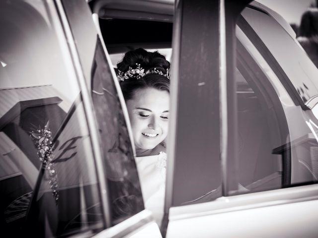 La boda de Rafa y Juana en Talarrubias, Badajoz 71
