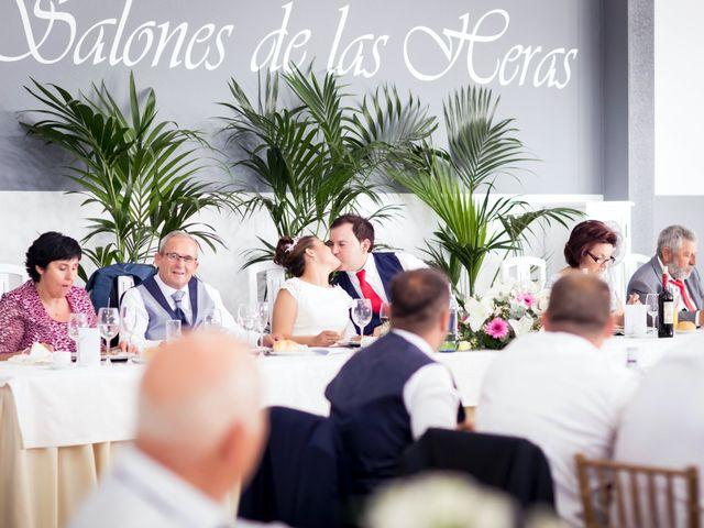 La boda de Rafa y Juana en Talarrubias, Badajoz 78