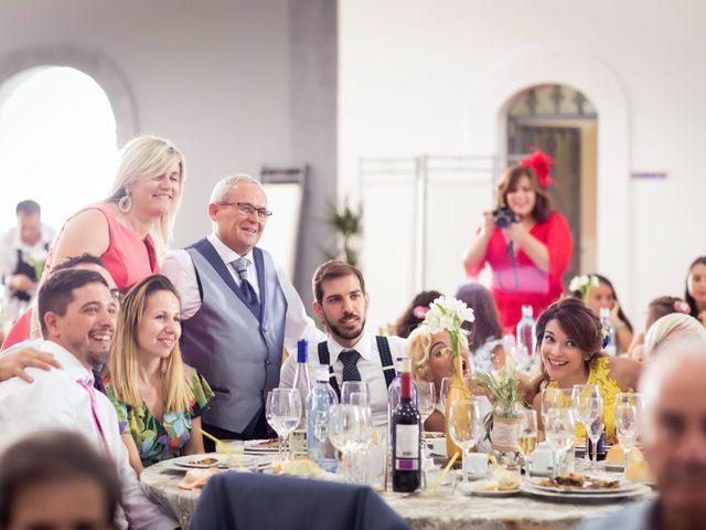 La boda de Rafa y Juana en Talarrubias, Badajoz 80