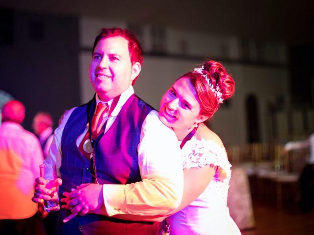 La boda de Rafa y Juana en Talarrubias, Badajoz 96