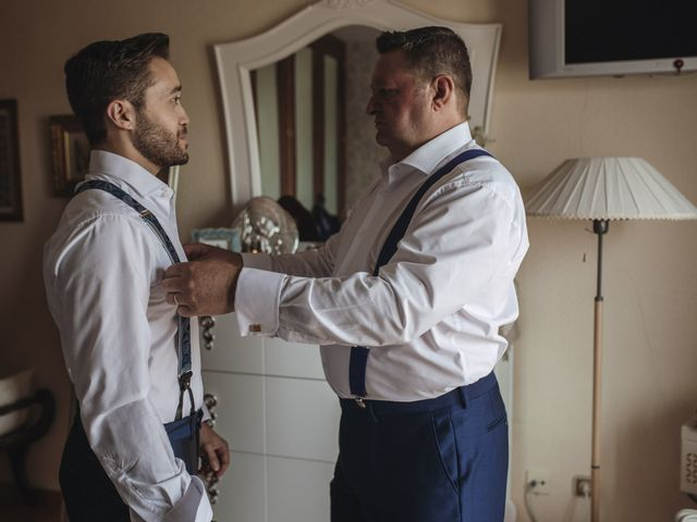 La boda de Carlos y Yaiza en Aranjuez, Madrid 7