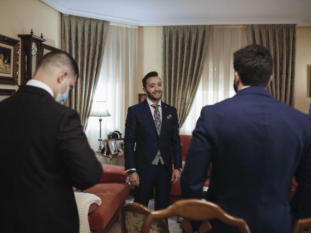 La boda de Carlos y Yaiza en Aranjuez, Madrid 11