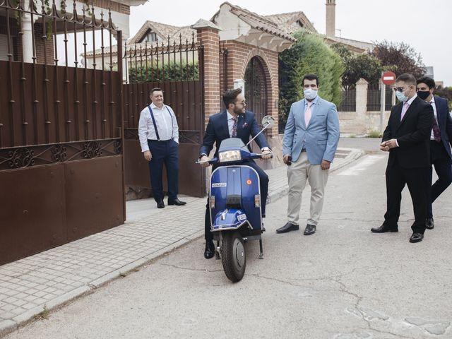 La boda de Carlos y Yaiza en Aranjuez, Madrid 12