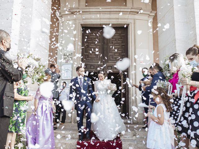 La boda de Carlos y Yaiza en Aranjuez, Madrid 14