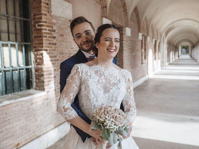La boda de Carlos y Yaiza en Aranjuez, Madrid 16