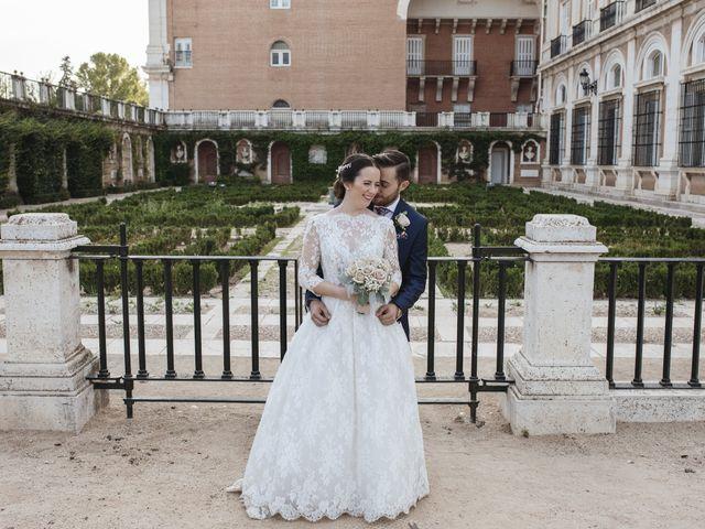La boda de Carlos y Yaiza en Aranjuez, Madrid 17