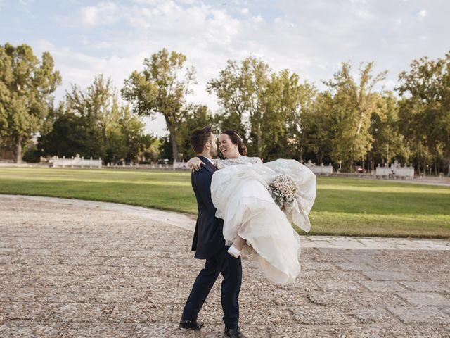 La boda de Carlos y Yaiza en Aranjuez, Madrid 18