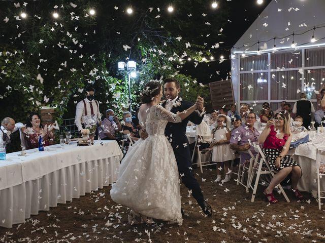 La boda de Carlos y Yaiza en Aranjuez, Madrid 22