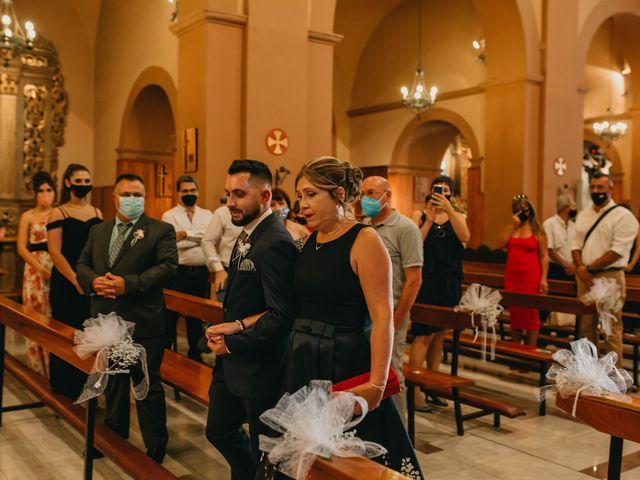 La boda de Raúl y Desirée en Sant Vicenç Dels Horts, Barcelona 19