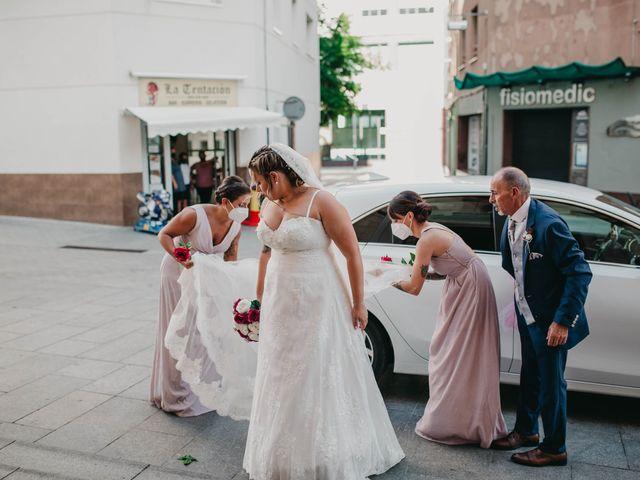 La boda de Raúl y Desirée en Sant Vicenç Dels Horts, Barcelona 20