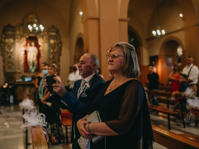 La boda de Raúl y Desirée en Sant Vicenç Dels Horts, Barcelona 27