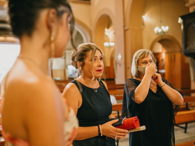 La boda de Raúl y Desirée en Sant Vicenç Dels Horts, Barcelona 29