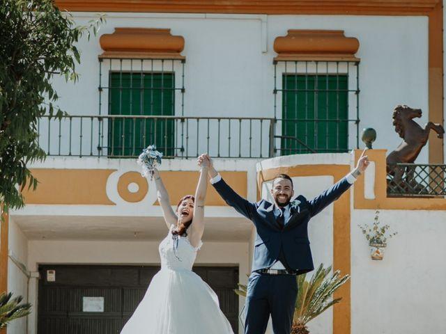 La boda de Alfonso y Mari Carmen en Dos Hermanas, Sevilla 1