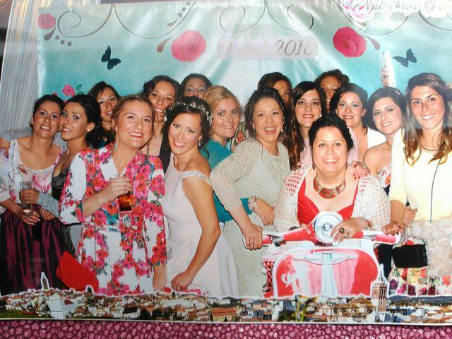 La boda de Vicente y Alegría en Valverde Del Camino, Huelva 2