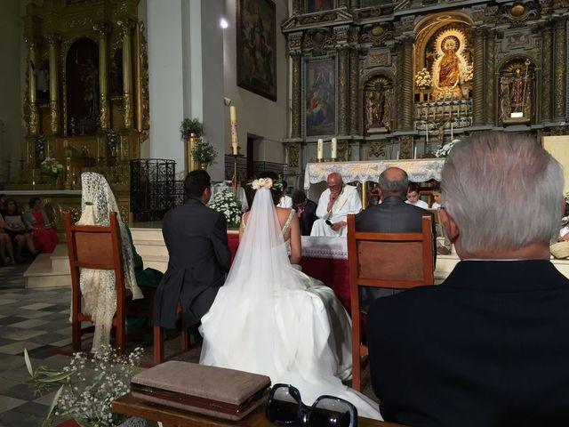 La boda de Vicente y Alegría en Valverde Del Camino, Huelva 5