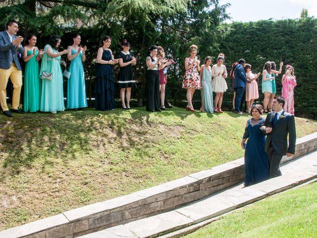 La boda de Enrique y Alaine en Hondarribia, Guipúzcoa 1