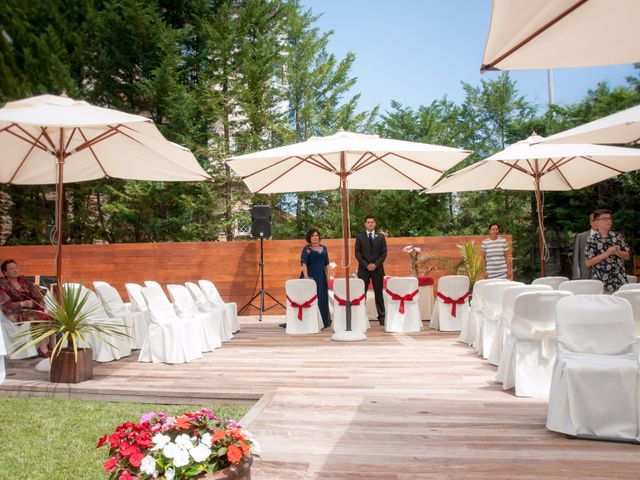 La boda de Enrique y Alaine en Hondarribia, Guipúzcoa 4