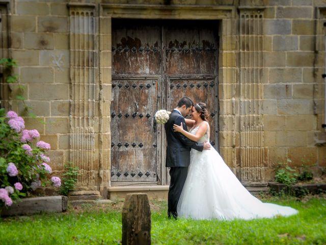 La boda de Enrique y Alaine en Hondarribia, Guipúzcoa 22
