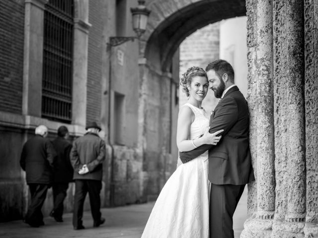 La boda de Javi y Marina en Catarroja, Valencia 2