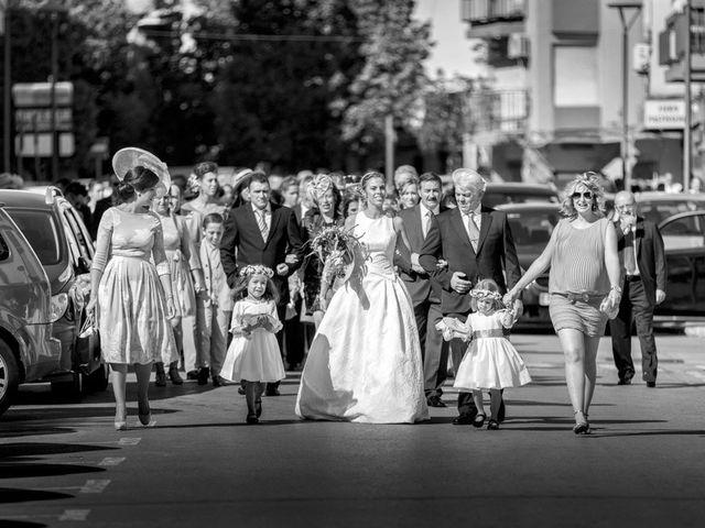 La boda de Javi y Marina en Catarroja, Valencia 12