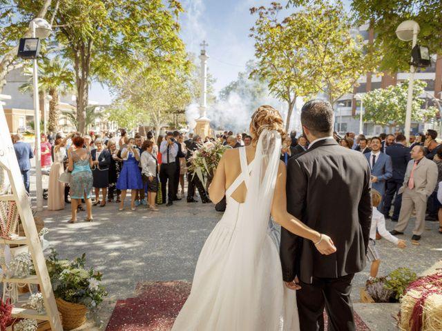 La boda de Javi y Marina en Catarroja, Valencia 13