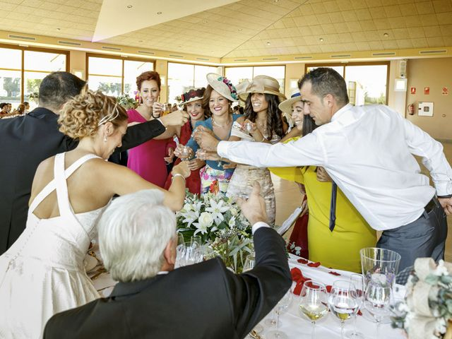 La boda de Javi y Marina en Catarroja, Valencia 20