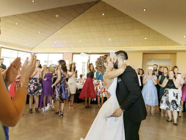 La boda de Javi y Marina en Catarroja, Valencia 21